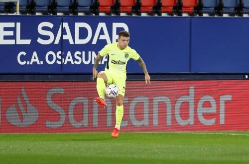 Kieran Trippier (Foto: Atletico Madrid)