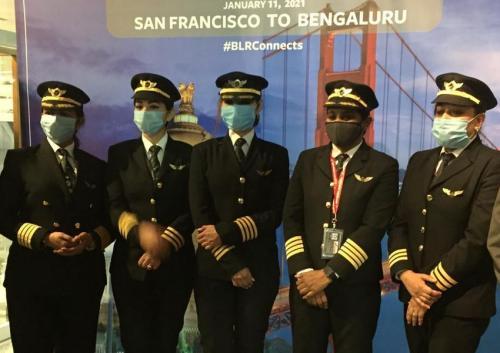 Pilot Air India