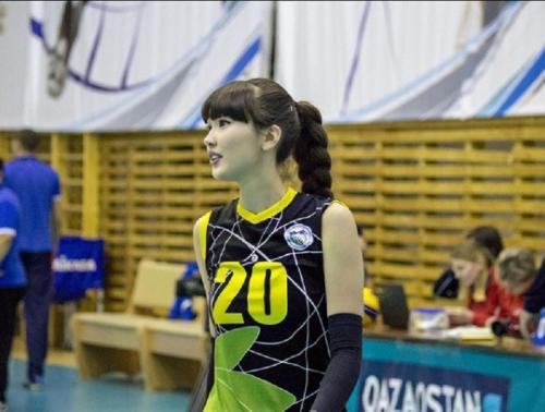 Sabina Altynbekova (Foto: Instagram @altynbekova_20)