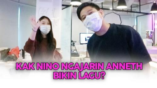 Anneth Deliecia dan Nino RAN