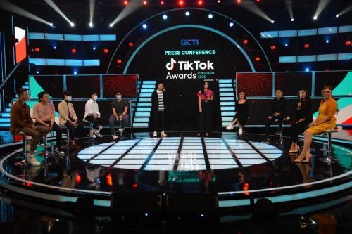 Tiktok Awards Idonesia