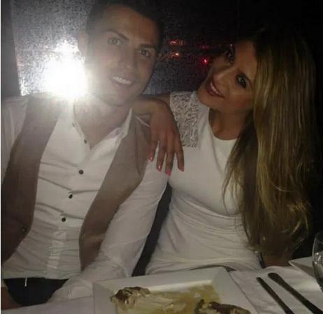 Cristiano Ronaldo dan Amal Saber
