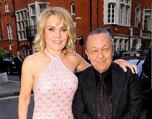 Eve Vorley bersama David Sullivan (Foto: Daily Mail)