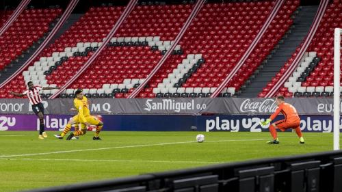 Athletic Bilbao sempat merepotkan Barcelona (Foto: Athletic Bilbao)