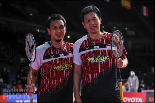 Mohammad Ahsan/Hendra Setiawan (Foto: Badminton Photo)