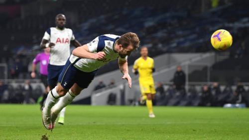 Suasana laga Tottenham vs Fulham