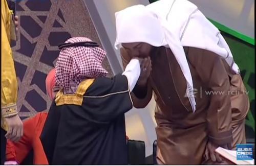 Syekh Ali Jaber di program Hafidz