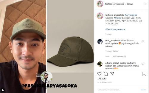 Topi Arya Saloka