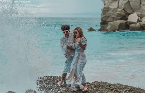 Atta dan Aurel Liburan ke Sumba