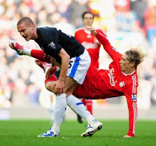 Man United vs Liverpool, 2009