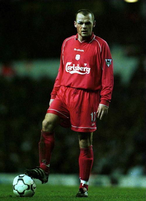 Man United vs Liverpool, 2000