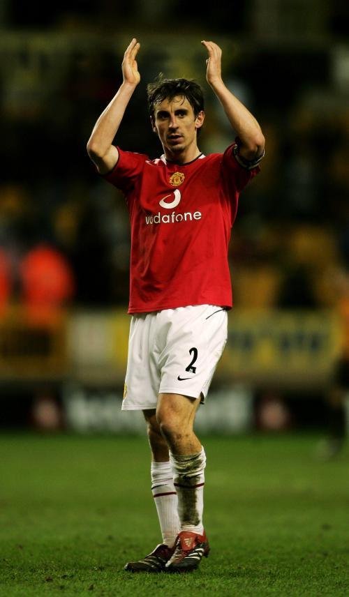Man United vs Liverpool, 2006