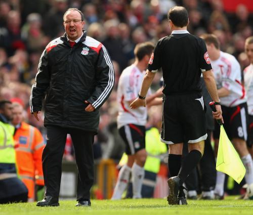 Man United vs Liverpool, 2008
