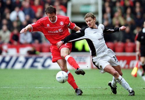Man United vs Liverpool, 1999