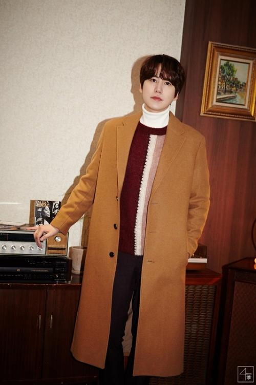 Kyuhyun 'Super Junior'. (Foto: Label SJ)