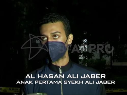 Al Hasan Ali Jaber. (Foto: Starpro Indonesia)