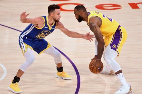 Pertandingan di NBA