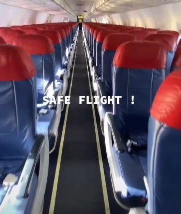 Pesawat Kosong