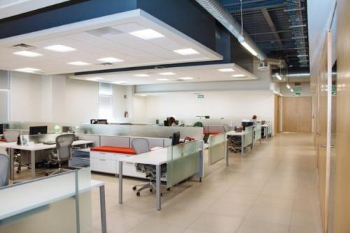 Ilustrasi kantor perusahaan. (Foto: Adolfo Felix/Unsplash)