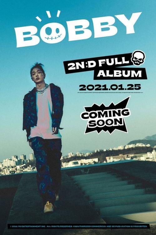 Bobby iKON. (Foto: YG Entertainment)