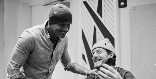 Tim McGraw dan Tyler Hubbard