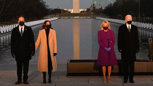 Jelang Pelantikan Presiden AS