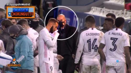 Zidane terlihat pasif jelang babak tambahan laga Alcoyano vs Madrid