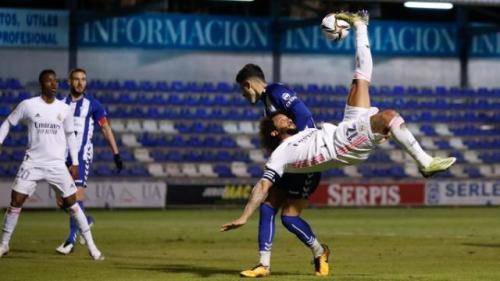 Alcoyano vs Madrid