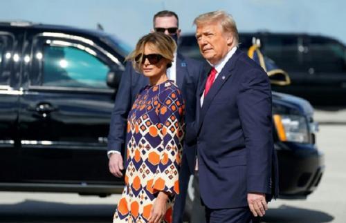 Melania dan Trump