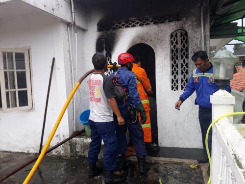 Foto: Damkar Kota Bogor