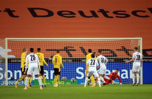Borussia Monchengladbach tengah dalam periode negatif (Foto: Reuters)