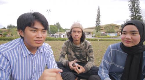 Zahid dan teman-teman