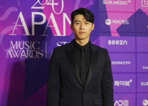 Hyun Bin di APAN Star Awards.