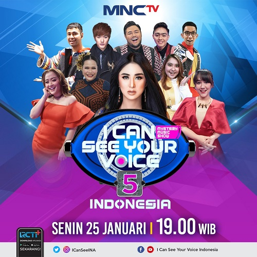 I can See Your Voice Indonesia. (Foto: MNCTV)