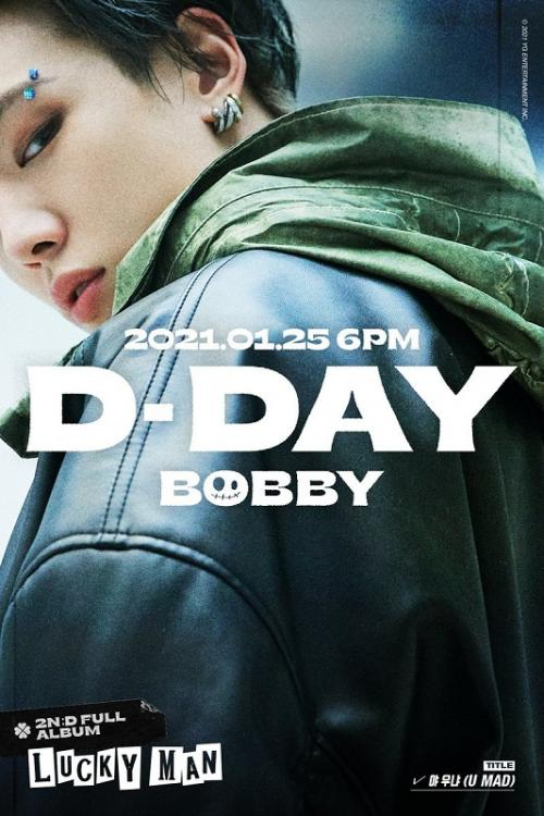 Bobby iKON. (Foto: YG Entertainment)