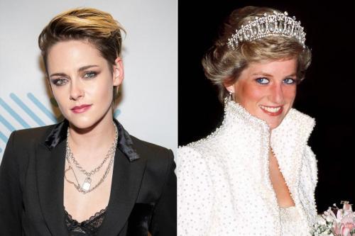 Kristen jadi Putri Diana