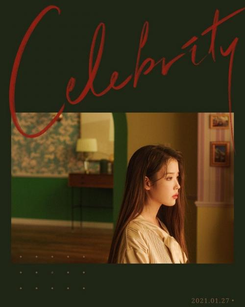 IU rilis lagu Celebrity. (Foto: EDAM Entertainment)