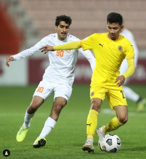Khuwailid Mustafa