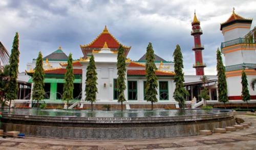 Masjid Sultan Mahmud Badaruddin
