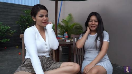 Dinar Candy dan Berlliana Lovell