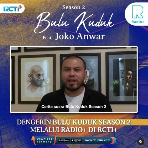 Joko Anwar jadi narator Bulu Kuduk Season 2.
