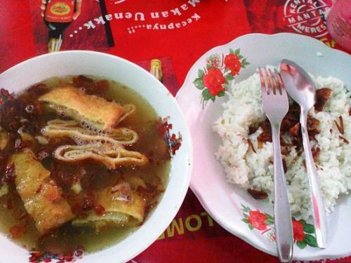 Timlo Sastro Solo (Foto: Surakarta.go.id)