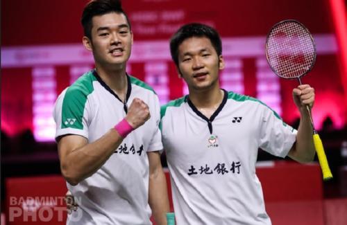 Lee Yang/Wang Chi-Lin (Badminton Photo)