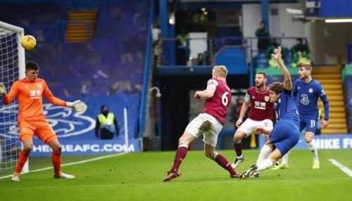Chelsea menang atas Burnley