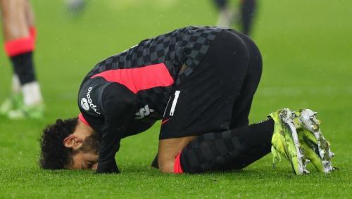 Mohammed Salah (Foto: Reuters)