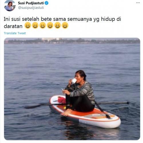 Susi bete (twitter)