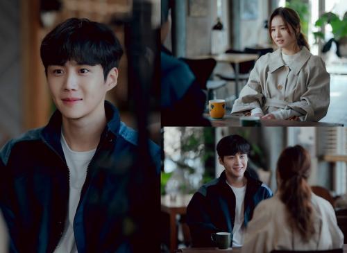 Kim Seon Ho sebagai cameo dalam drama Run On. (Foto: JTBC)