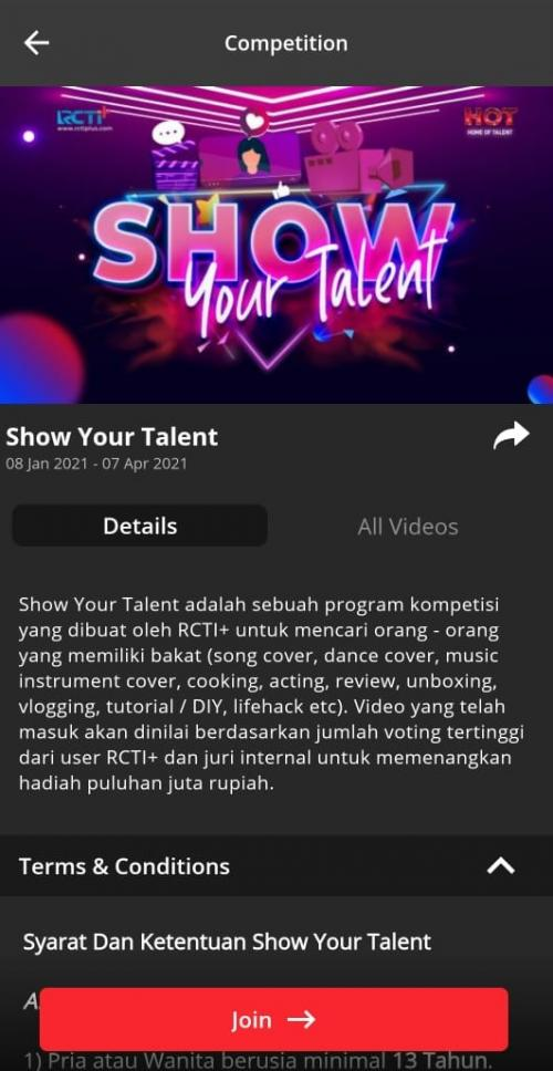 Home of Talent