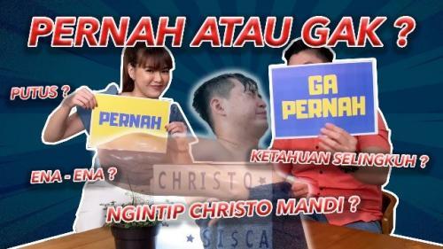 Christo dan Sisca MasterChef Indonesia Season 6. (Foto: YouTube Christo & Sisca)