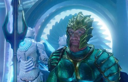 Dolph Lundgren dalam Aquaman. (Foto: DC Films/Warner Bros.)